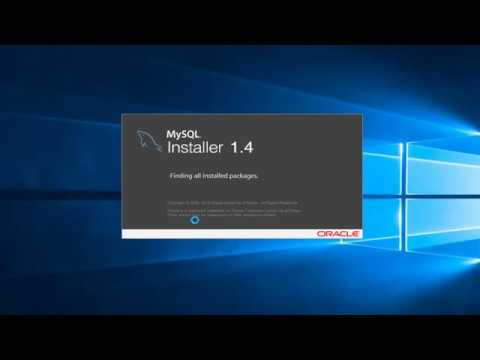 How to connect to mysql server in windows 7 -