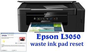 RESETTER reset EPSON L3110 L3150 L3050 L3060 L3070 L4150 L4160 L405