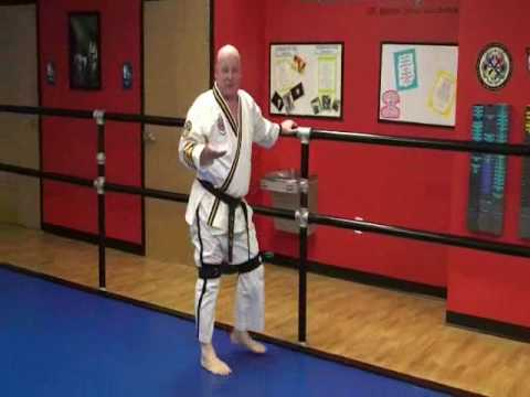 Side Kick training exercises  to increase speed and power