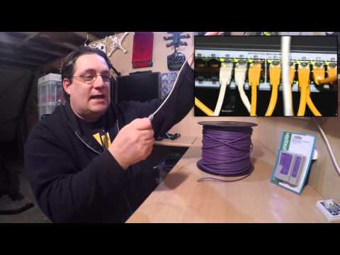 How to Build Office Network - Part 3 Structured Cabling