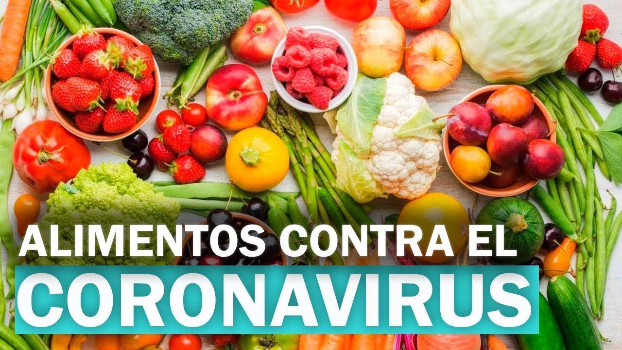 Alimentos para mantener las defensas altas y enfrentar el coronavirus