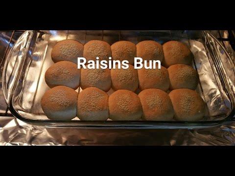 RAISINS BUN