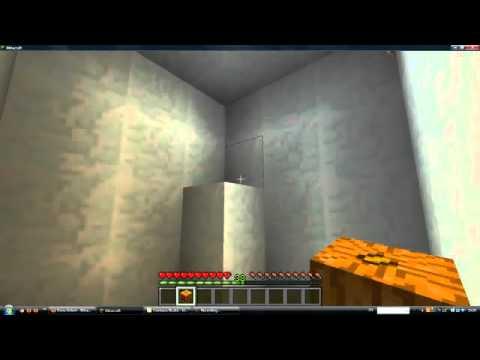 Minecraft - How To Make A Snow Golem