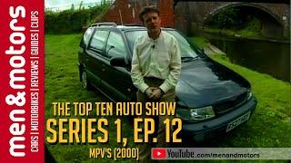 Ginny Buckley talks us through the top ten Multi-purpose vehicles. The Men & Motors