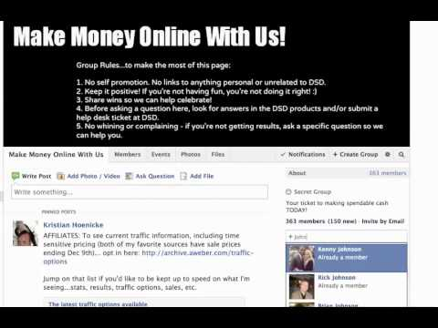 How to add a new member to our private Facebook group (DSD)