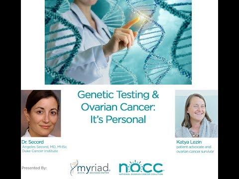 Genetic Testing & Ovarian Cancer: It's Personal