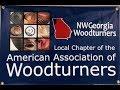 NWGA Woodturners June 2018 Club Meeting with Demo