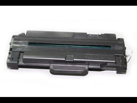 Refill Samsung ML 1910 1915 2525 2580 SCX4600 4623F SF650 1052L toner cartridge