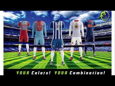 Affordable Custom Made Soccer Uniforms