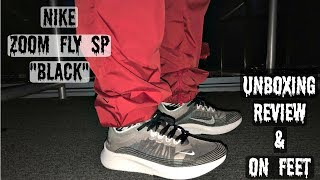 HONEST REVIEW OF THE NIKE ZOOM FLY CAMO SWOOSH Videos 9tube.tv