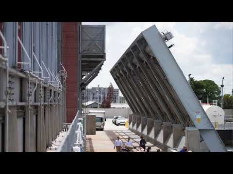 New canal pump stations in New Orleans ready as Hurricane season begins