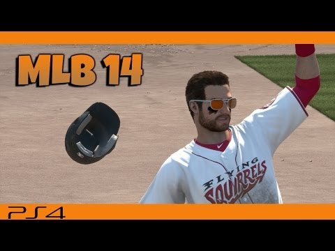 MLB 14 Road to the Show PS4 | Getting Out of Hitting Slump [EP 5]