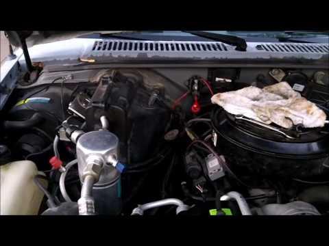 S10 Blazer Radiator Replacemnt