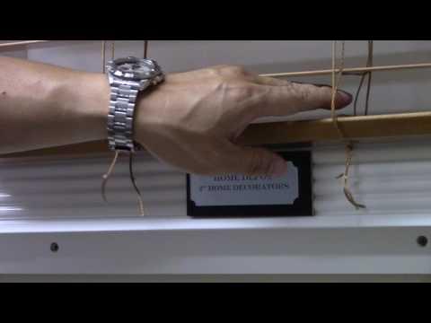 Blind Shortening - Home Decorators Collection