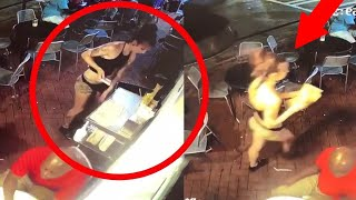 20 WEIRD MOMENTS YOU WON'T BELIEVE IF NOT ON SECURITY CAMERAS & CCTV