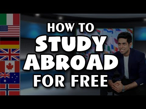 How to Study Abroad for Free : Best Countries for Indian Students