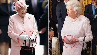 Queen Elizabeth II Secret Hand Signals Explained