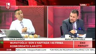 Vatandaş Yeniden Döviz Biriktiriyor! /murat Muratoğlu- Erkin Şahinöz/eko Parazit/2. Bölüm-27.11.2018
