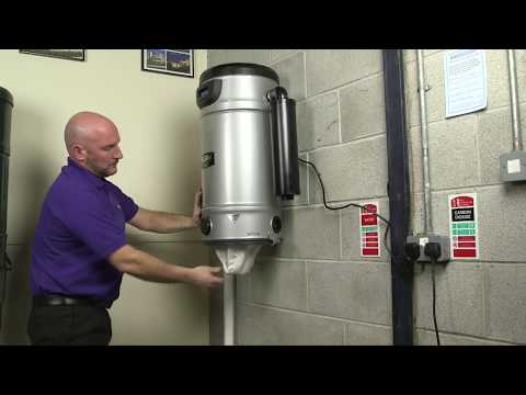 How to change the filter on a Beam Central Vacuum Unit