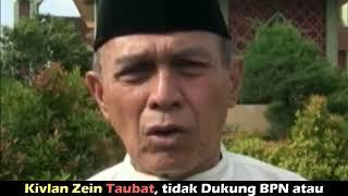 Percaya Hukum, Kivlan Zen Ajak Prabowo Bertobat