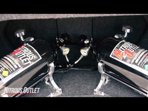 Nitrous Outlet 2009-2014 CTS-V Spray Bar Plate System!