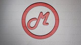 Photoshop Tutorial | Easy Letterpaper Logo Design