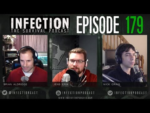 Jens Erik from Conan Exiles – Infection – The SURVIVAL PODCAST Episode 179