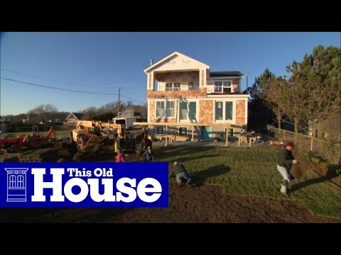 TOH: Trade School- Exclusive Preview of Landscape By the Sea!