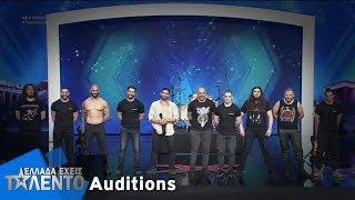 Ελλάδα Έχεις Ταλέντο - Season 2   ΖΜΑΚ   11/11/2018