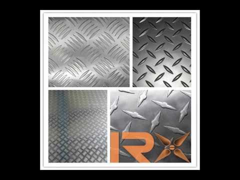 aluminum checkered plate
