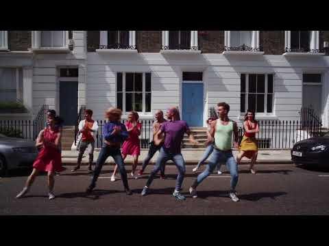 LA LA LONDON - Choreography by Ashley Nottingham