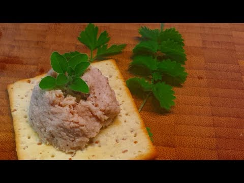 Chicken Rillette - Rustic Chicken Pâté Recipe
