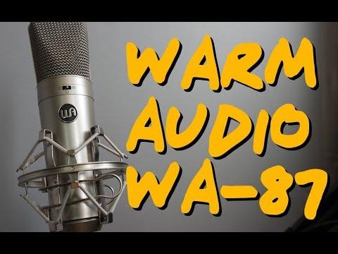 Warm Audio WA87 Overview