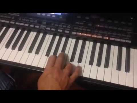 Turkish muzik song by piano keyboard a song in turkce turkey istanbul style music 2016 kurdi kurdish