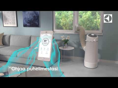 Electrolux AirFlower -ilmastointilaite