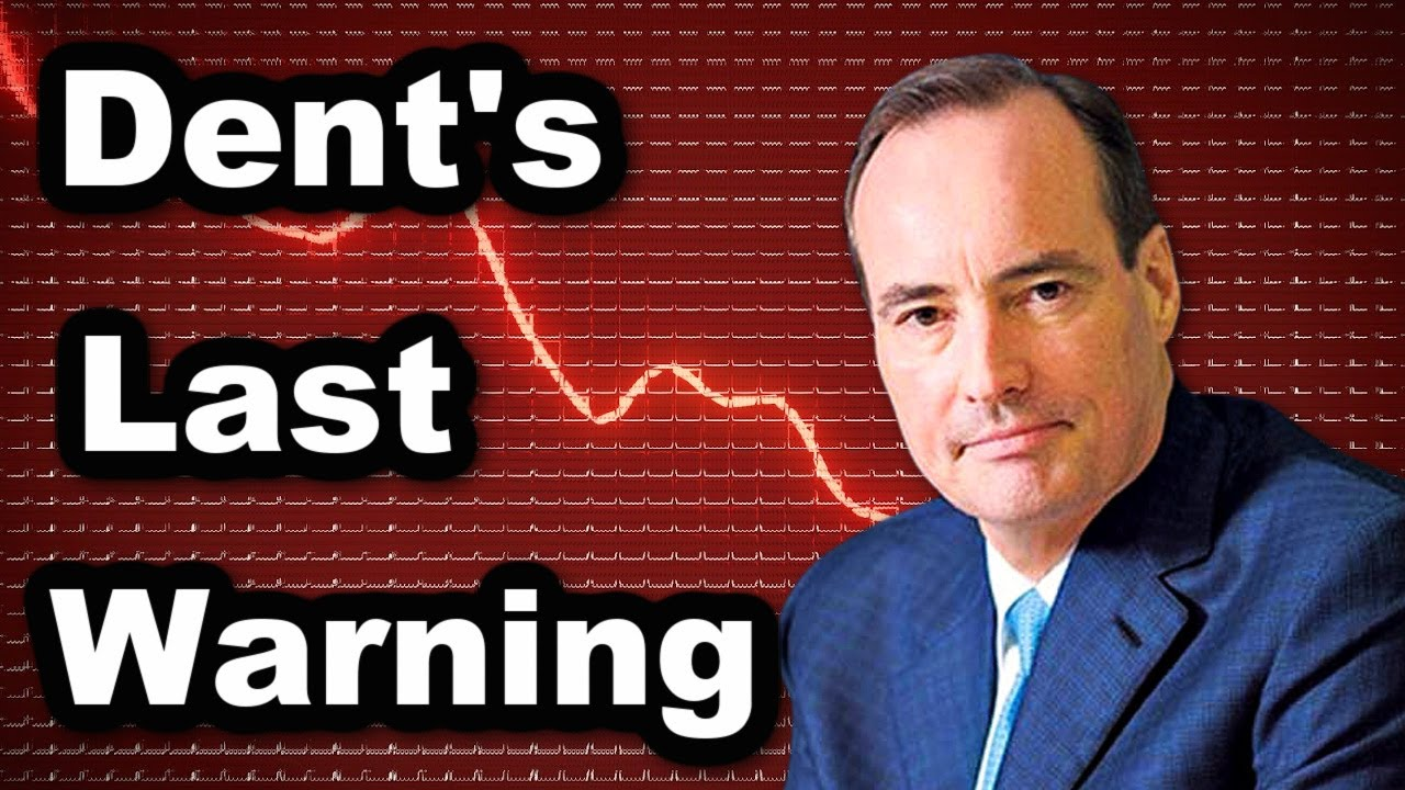 NOTHING CAN STOP IT | 75-85% Housing & Stock Market Crash June | Harry Dent's Final Prediction
