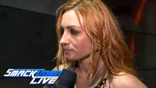 Becky Lynch looks to get back on track after Money in the Bank: SmackDown Exclusive, May 15, 2018