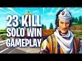 Download Video Download Tommo 23k Solo Gameplay (Fortnite Battle Royale) 3GP MP4 FLV