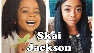 6 Things You Didn T Know About Skai Jackson