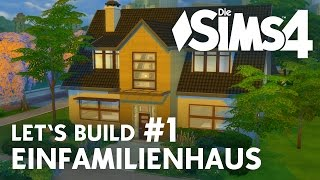 The Sims 4 Starter Home Speed Build House Building