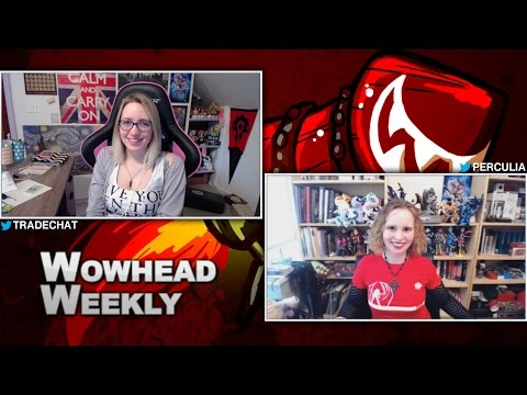 Wowhead Weekly #39: FLYING IN DRAENOR!