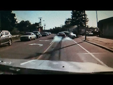 Horrible Car Accident With Injuries Captured On My Dash Cam