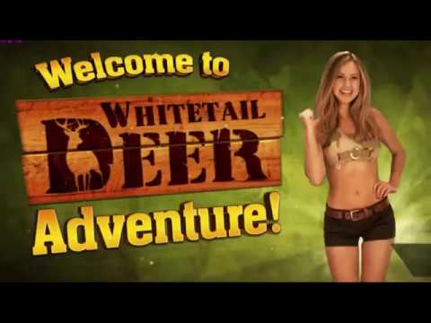 Big Buck Hunter Arcade Gameplay walkthrough (Whitetail Deer Adventure Complete).