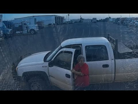 Big Spring, Texas   TA truckstop  'gas' scammer