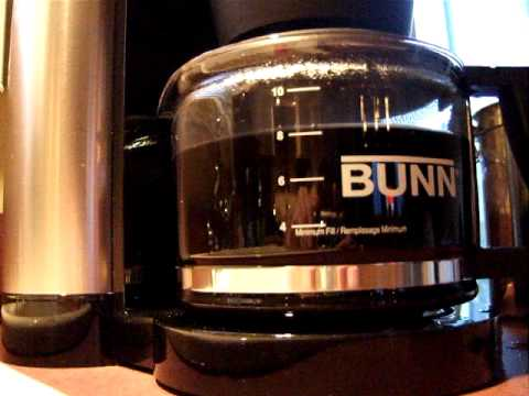 BUNN NHBX Coffee Maker - All things efficient