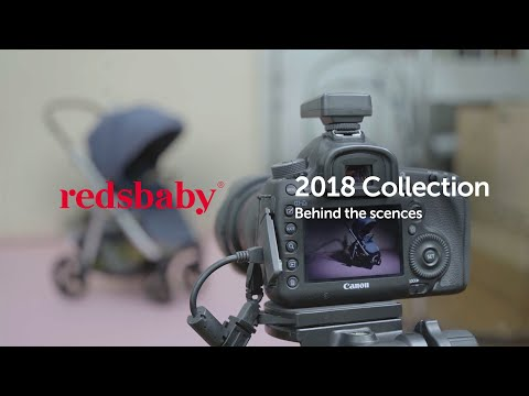 Redsbaby's 2018 Collection Prams - Behind The Scenes