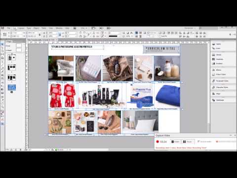 How to outline fonts in Adobe InDesign CS6 - Basic Method