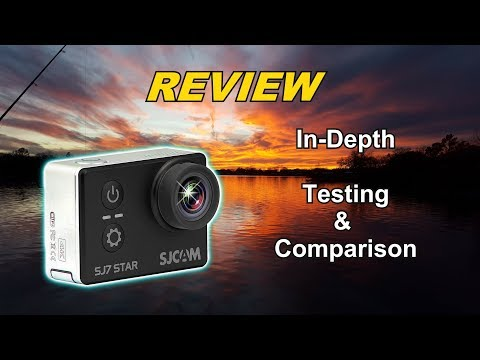 📸   REVIEW: SJCam SJ7 Star Action Camera:  In-depth testing and comparison!