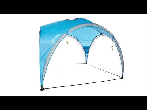 Regatta 3m Family Gazebo - Campingworld.co.uk