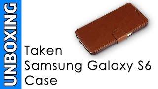 Taken Samsung Galaxy S6 Case Unboxing